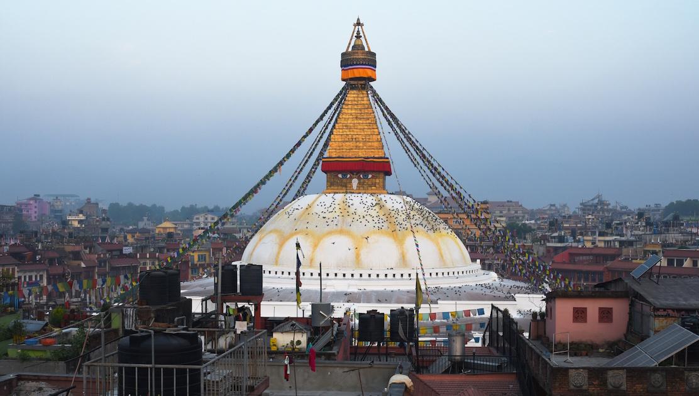 Short trekking around Kathmandu