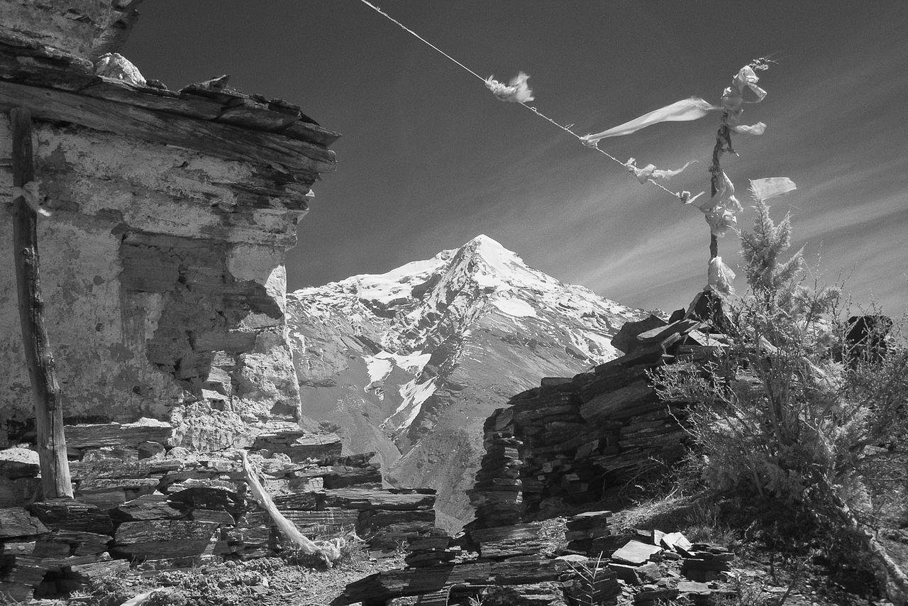 Pisang Peak (6091m)