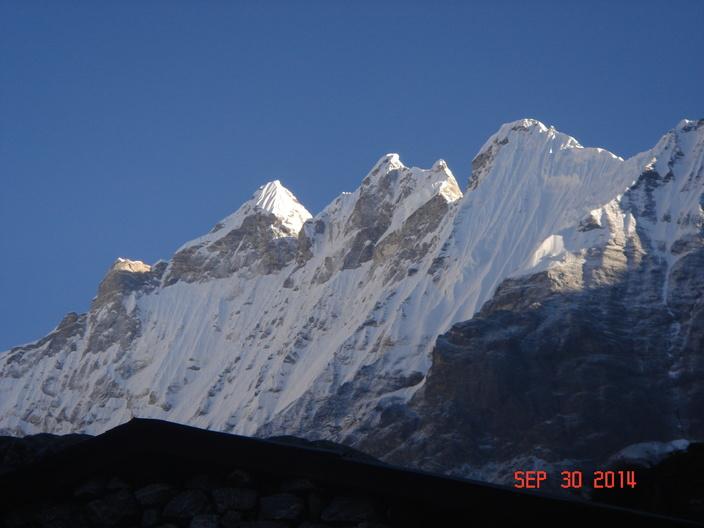 Langtang trek with Ganja la Pass trek