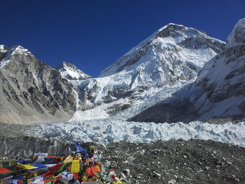 Gokyo trek via Everest Base camp