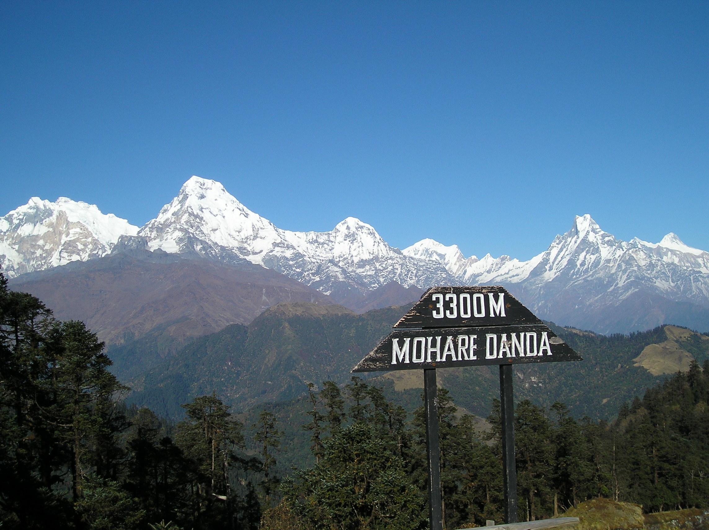 Khopra Trek