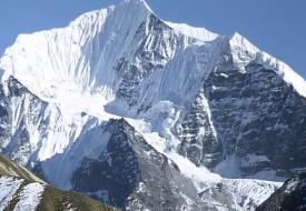 Yala Peak(5500m)